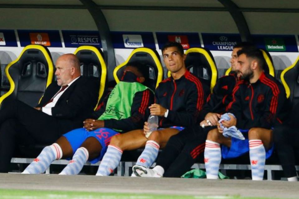 Alasan Tarik Keluar Ronaldo, Solskjaer: Takut Cedera, Lapangannya Sintetis