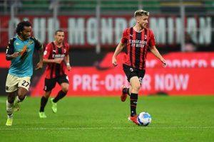 Alexis Saelemaekers Selalu Ada Ketika Milan Membutuhkan