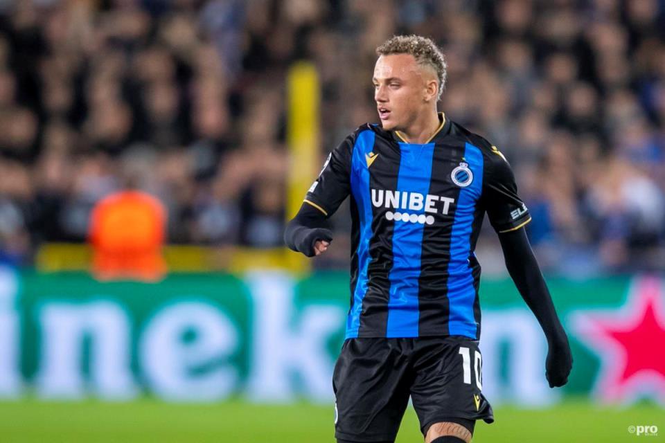 Milan Ungguli Arsenal dalam Perburuan Penyerang Muda Belanda
