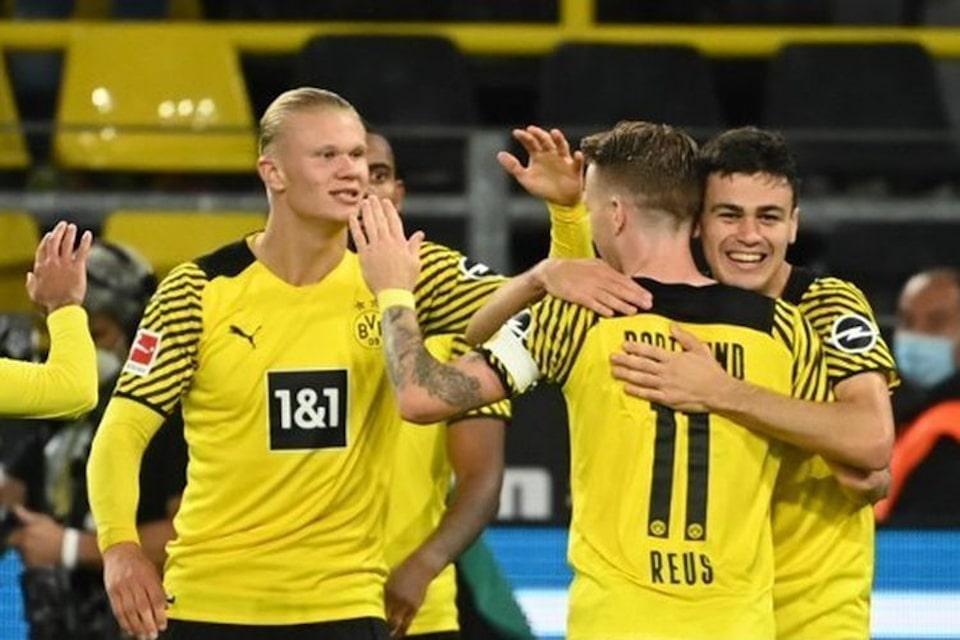 Bos Dortmund Tepis Timnya Memiliki Masalah Dengan Mentalitas