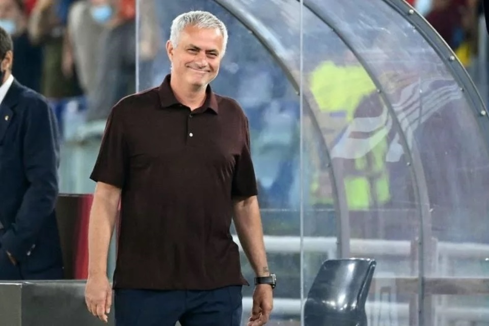 Catatkan 1.000 Laga Sebagai Pelatih, Mourinho Punya Rekor Mengesankan