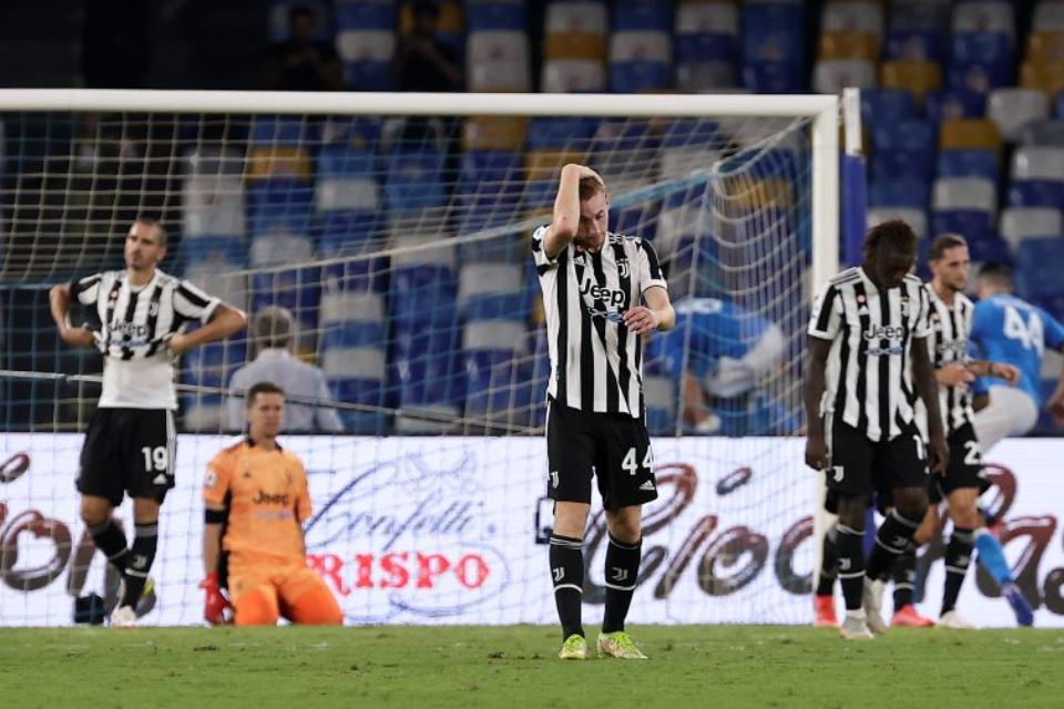 Chiellini: Saatnya Bekerja, Juventus Stop Koar-Koar