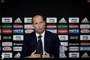 Allegri Beberkan Target Juventus di Liga Champions