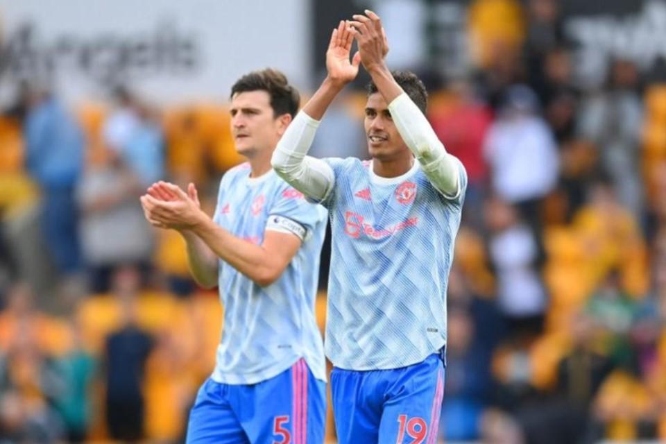 Duet Varane dan Maguire Setara Ruben Dias Dengan John Stones di Man City