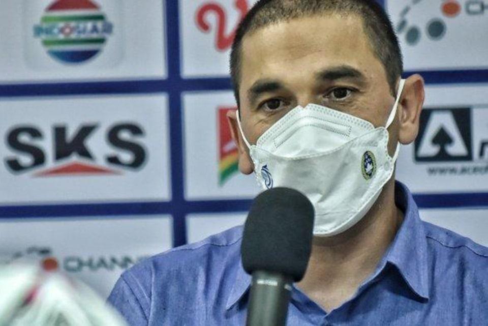 Eduardo Almeida Siapkan Evaluasi Lagi Untuk Arema FC