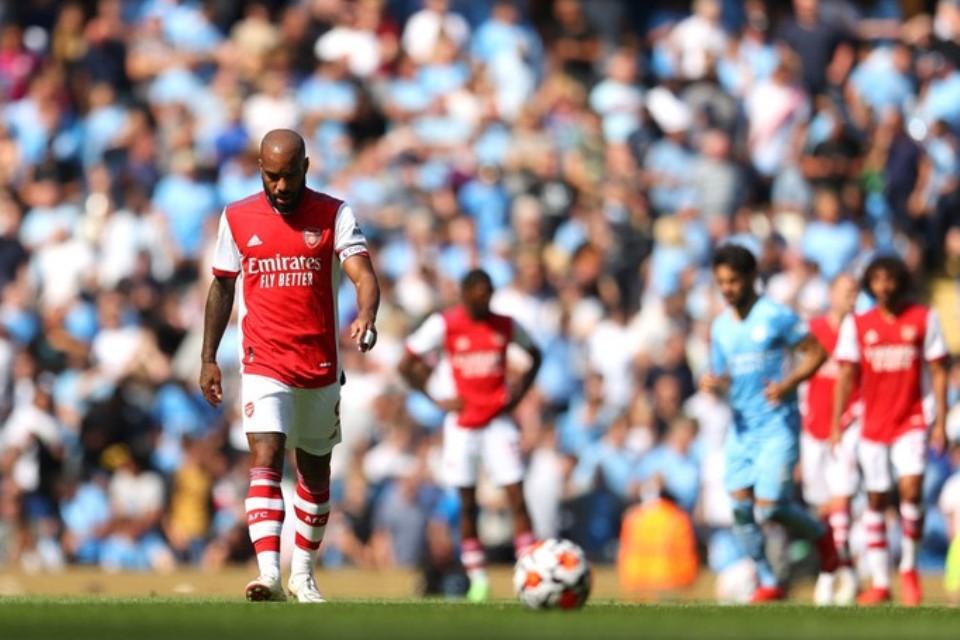 Lawan Norwich, Dua Bintang Arsenal Siap Kembali?