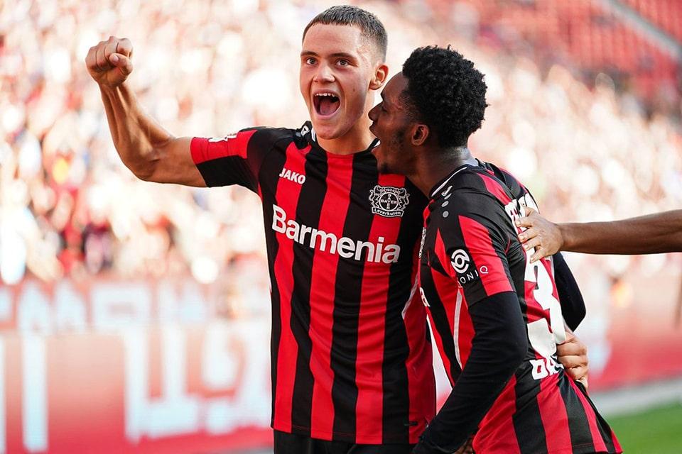 Florian WIrtz Akan Bertahan di Leverkusen Dua Tahun Lagi