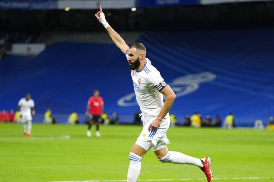 Ronaldo Jagokan Karim Benzema Raih Ballon d'Or