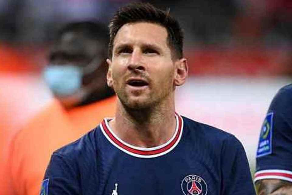 Kontra City, PSG Siap Diperkuat Messi?