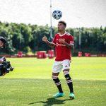 Jadon Sancho Buruk di Man United, Solskjaer: Kualitasnya Masih Kurang