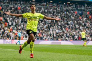 Jude Bellingham Merasa Senang Dengan Penampilan Dortmund