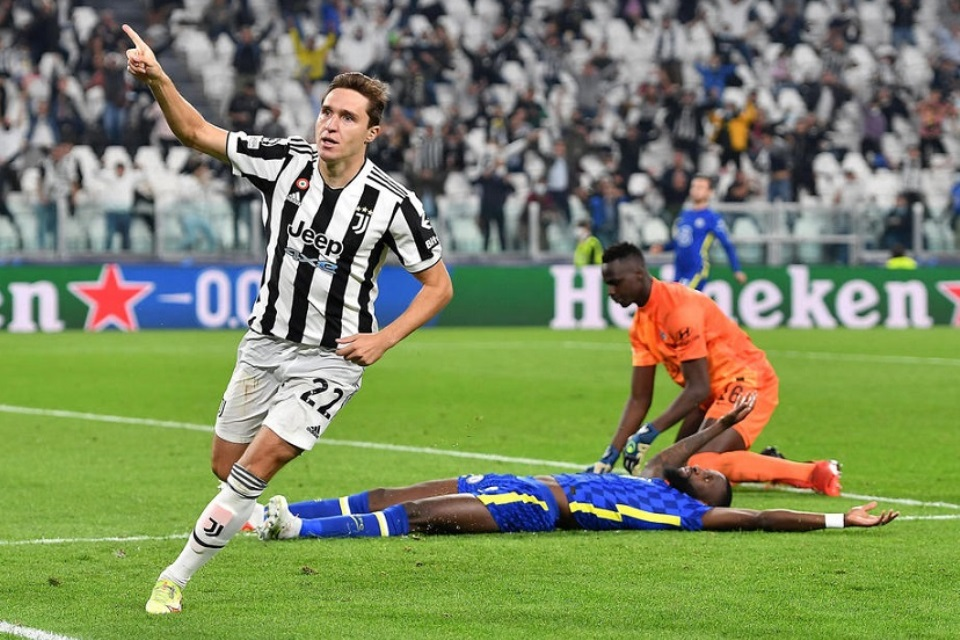 Juventus Menang Tapi Menderita Betul Lawan Chelsea