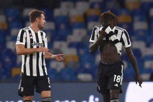 Karena Blunder Moise Kean, Juventus Takluk dari Napoli