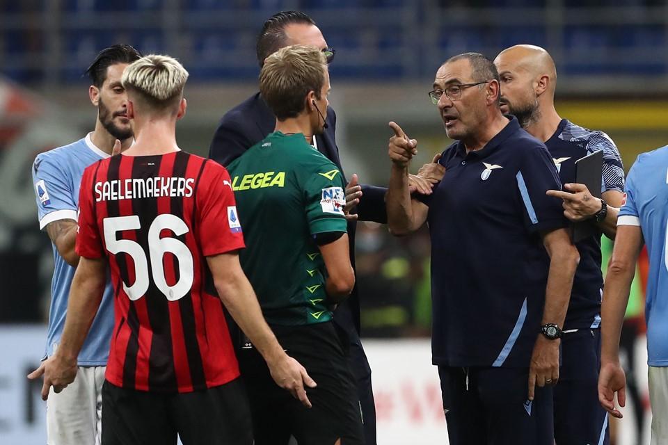 Karena Ibrahimovic, Sarri Mau Maafkan Gelandang Milan Ini
