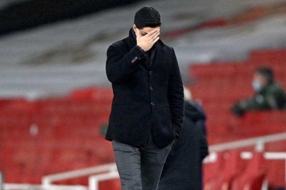 Laga Kontra Norwich Jadi Penentu Nasib Arteta di Arsenal