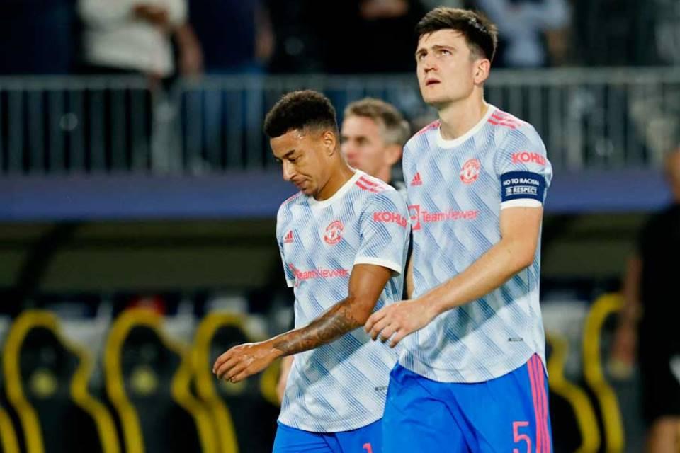 Maguire Anggap Biasa Blunder Lingard Yang Bikin Man United Kalah