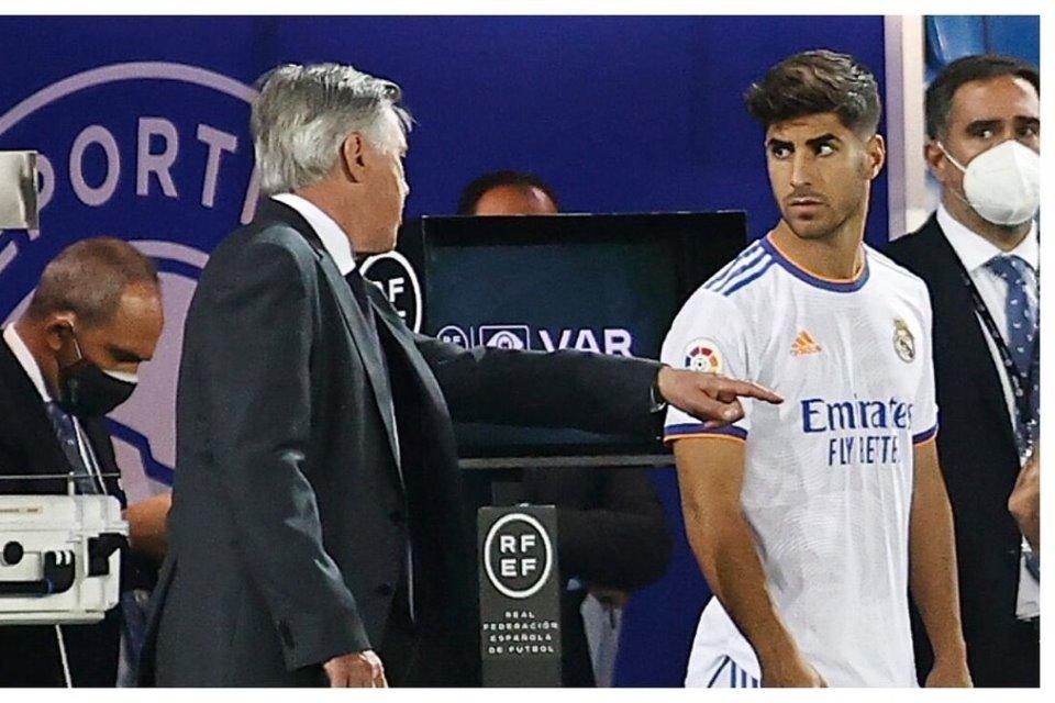Sering Cadangkan Bintang Madrid, Ancelotti Beberkan Satu Hal