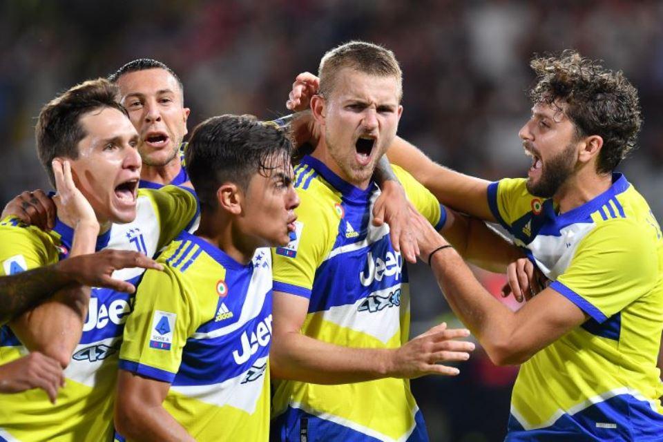 Matthijs de Ligt Jawab Kritik Dengan Gol