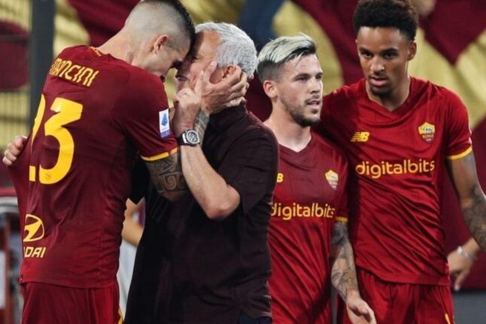 Menang Atas Sassuolo di Laga ke-1.000, Mourinho: Ini Paling Spesial