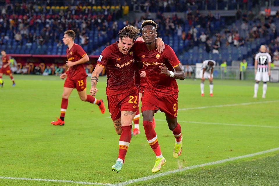 Menang Atas Udinese karena Roma Ogah Rasakan Kalah Lagi