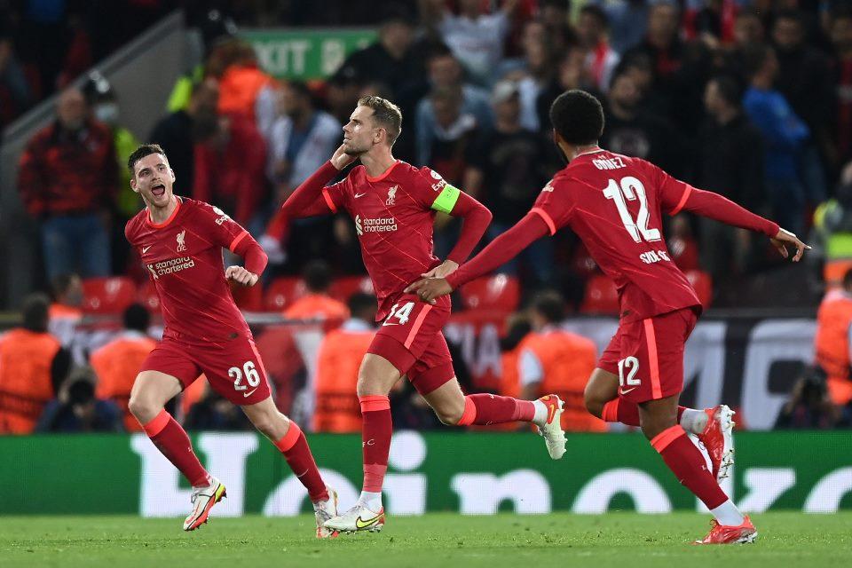 Meski Menang Atas Milan, Performa Liverpool Tak Puaskan Andy Robertson
