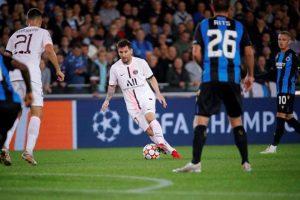 Messi Jadi Pemain Keempat Yang Capai 150 Laga di Liga Champions