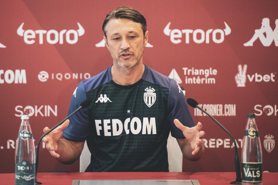 Monaco Terpuruk di Posisi ke-16, Kovac: Musim Lalu Juga Begitu