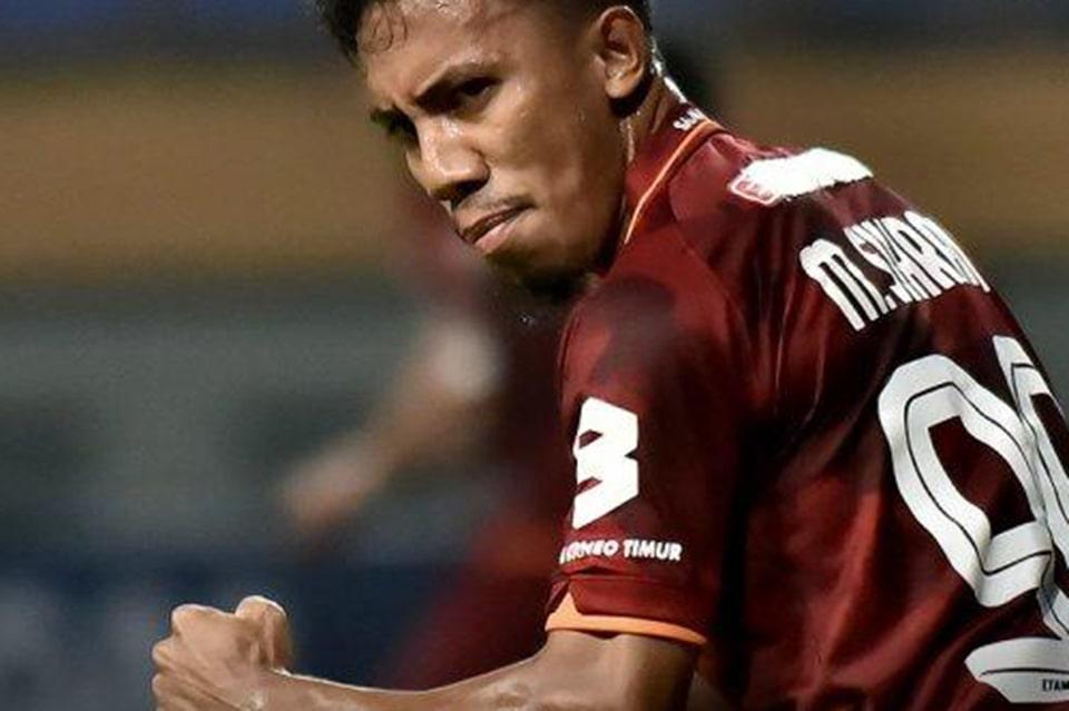 Gelandang Borneo FC Siap bangun Karir Bersama borneo FC