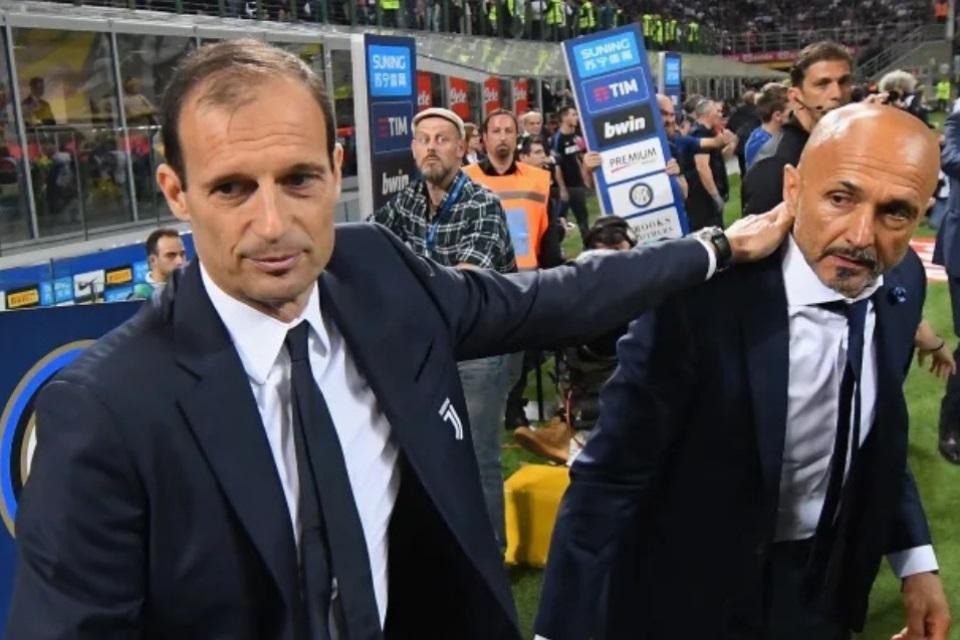 Napoli Tumbangkan Juve, Spalleti Terlibat Konfrontasi Panas Dengan Allegri