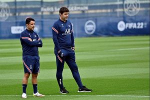 PSG vs Lyon: Pochettino Belum Pastikan Mbappe Main