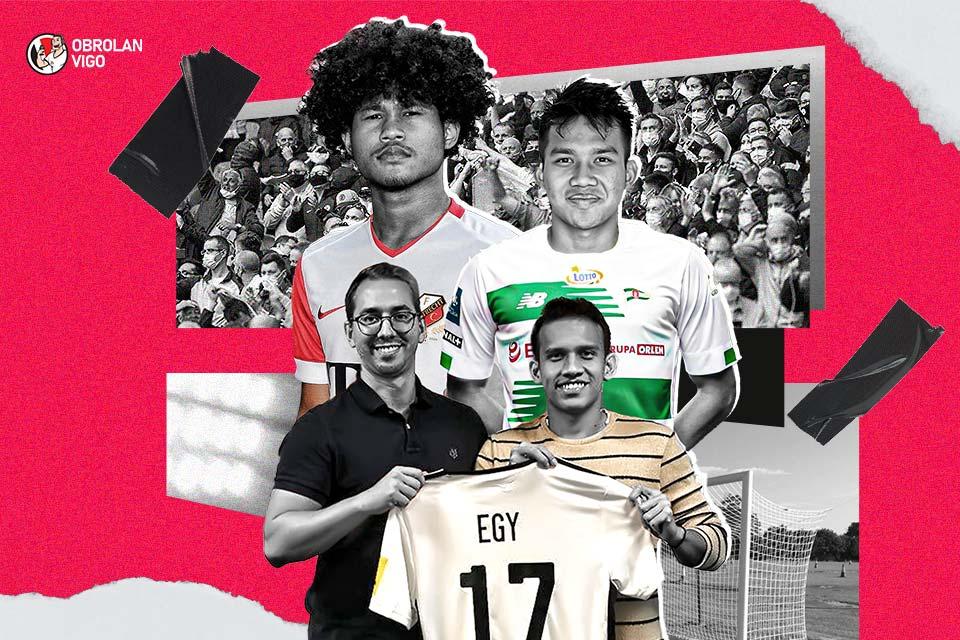 Obrolan Vigo: Pemain Indonesia Main di Eropa Hanya untuk Marketing Semata?