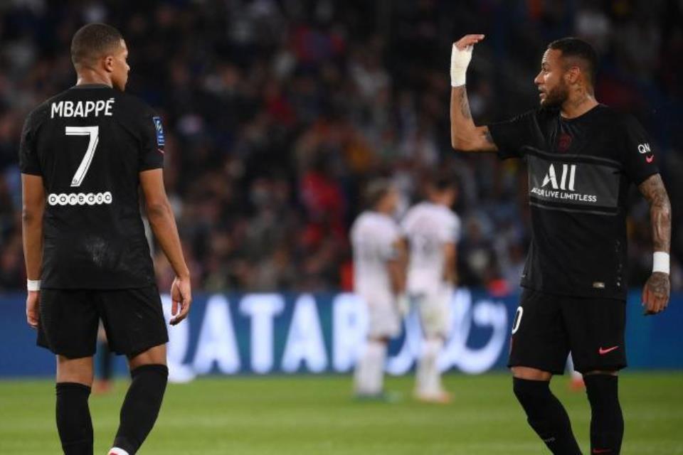 Pembalasan Neymar ke Mbappe Yang Sudah Egois ke Messi