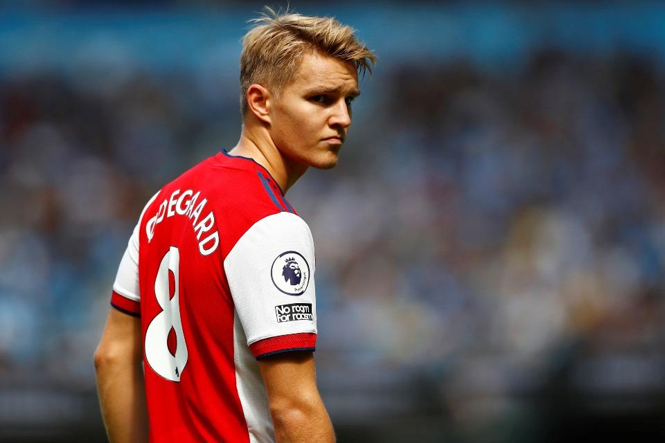 Performa Arsenal Jeblok, Odegaard Realistis Saja Pasang Target