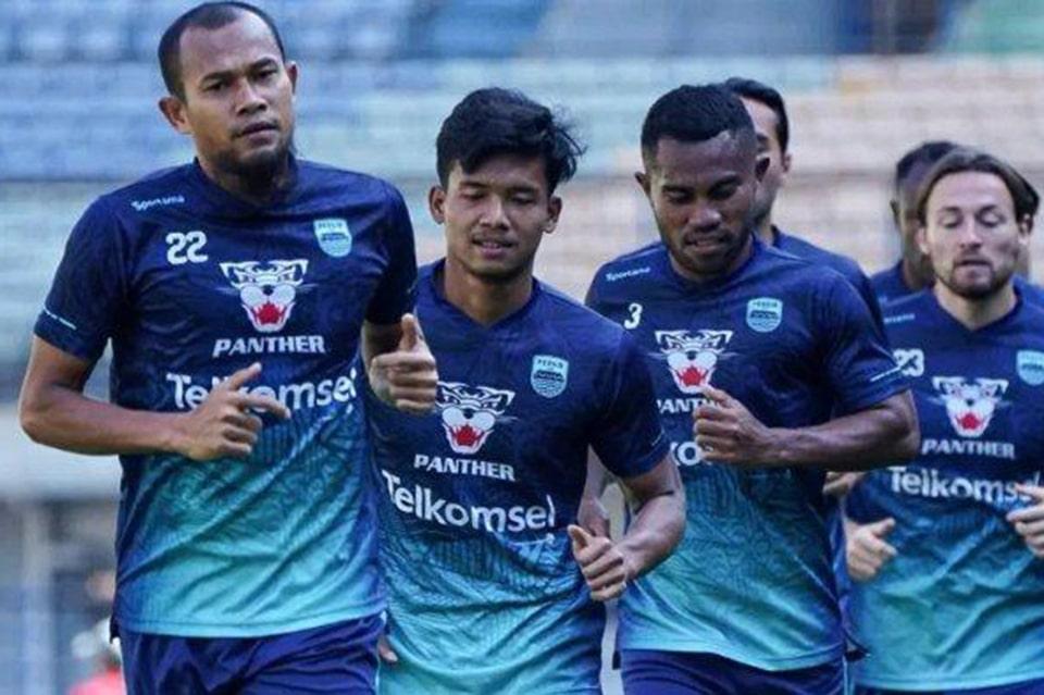 Hadapi Borneo FC, Persib Bandung Tetap Siaga