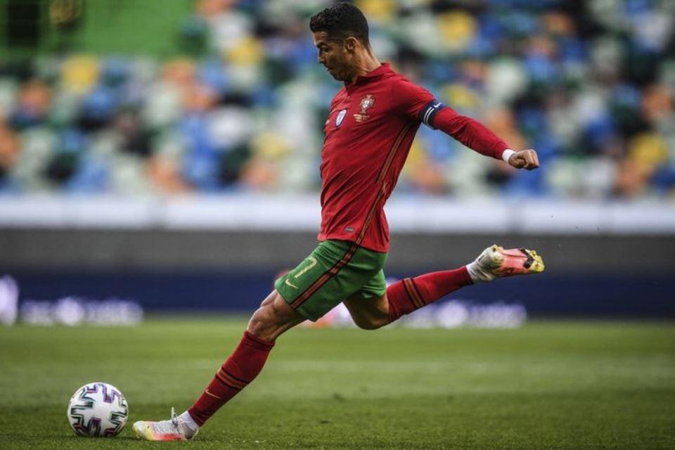 Punya 111 Gol, Begini Fakta Kaki Kanan Ronaldo Yang Maha Dahsyat