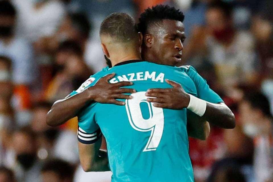 Real Madrid Kini Punya Pasangan Emas di Lini Depan