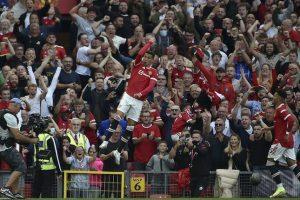 Cetak 2 Gol, Ronaldo Bawa Man United Raih Kemenangan atas Newcastle