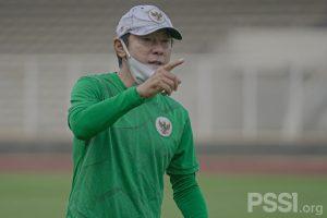 Dikritik Pelatih PSM, Begini Balasan Shin-Tae yong