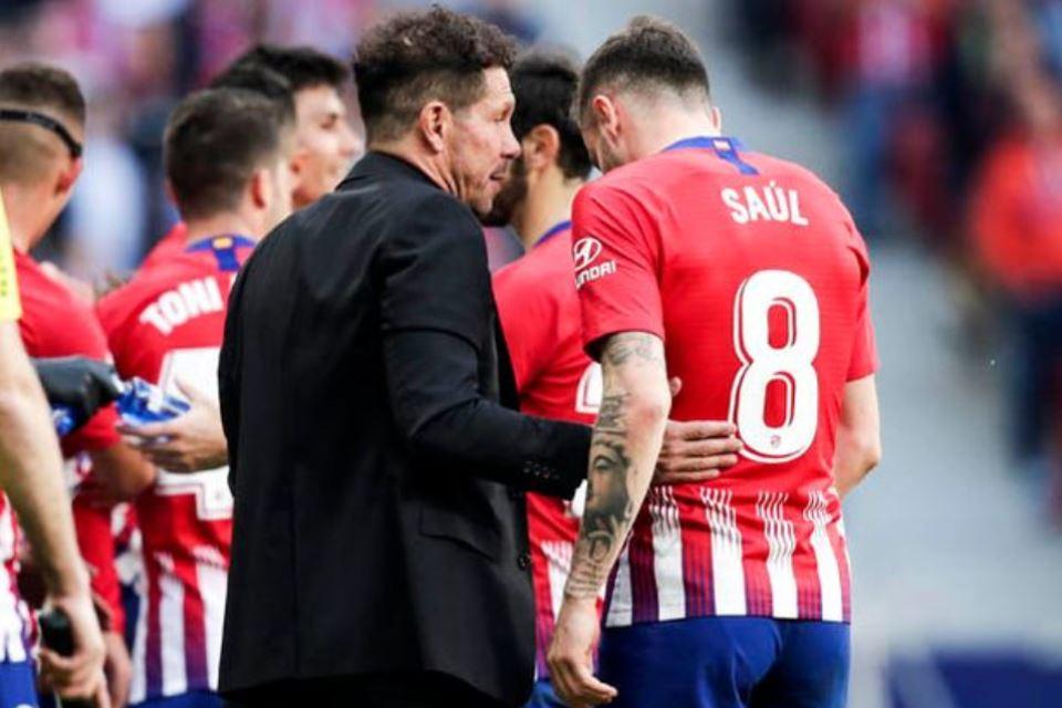 Simeone Biang Keladi Saul Niguez Pilih Pindah ke Chelsea