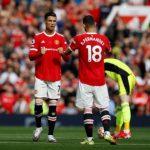 Solskjaer Klaim Ronaldo-Fernandes Adalah Duet Paling Serasi Saat Ini