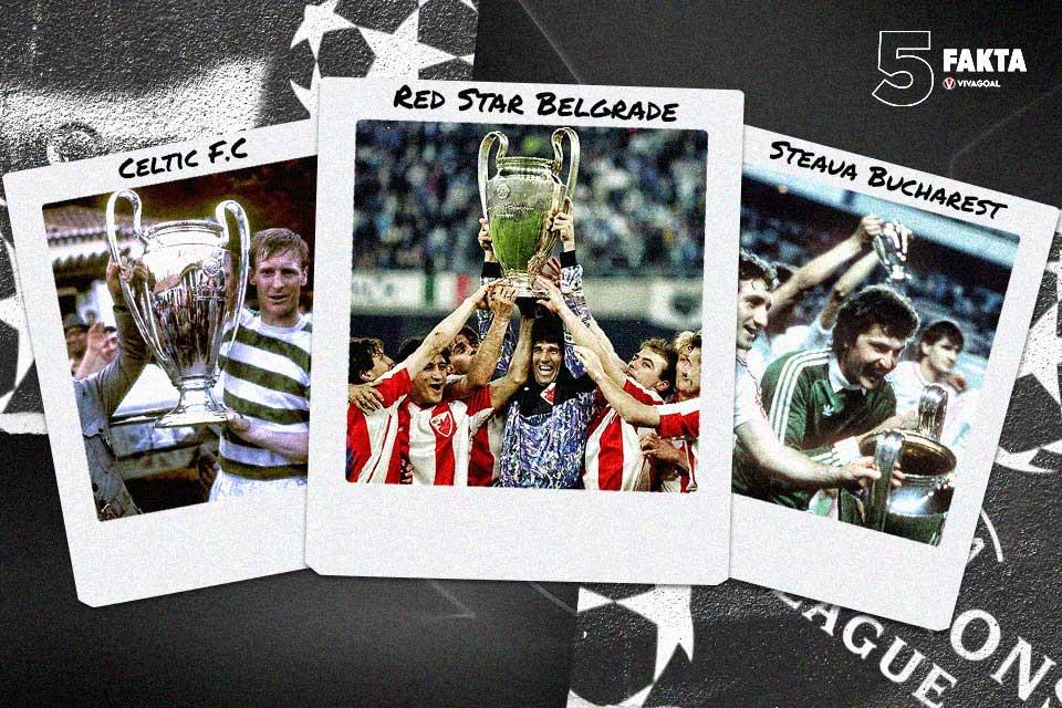 5 Fakta Tim Kuda Hitam yang Pernah Juara Liga Champions