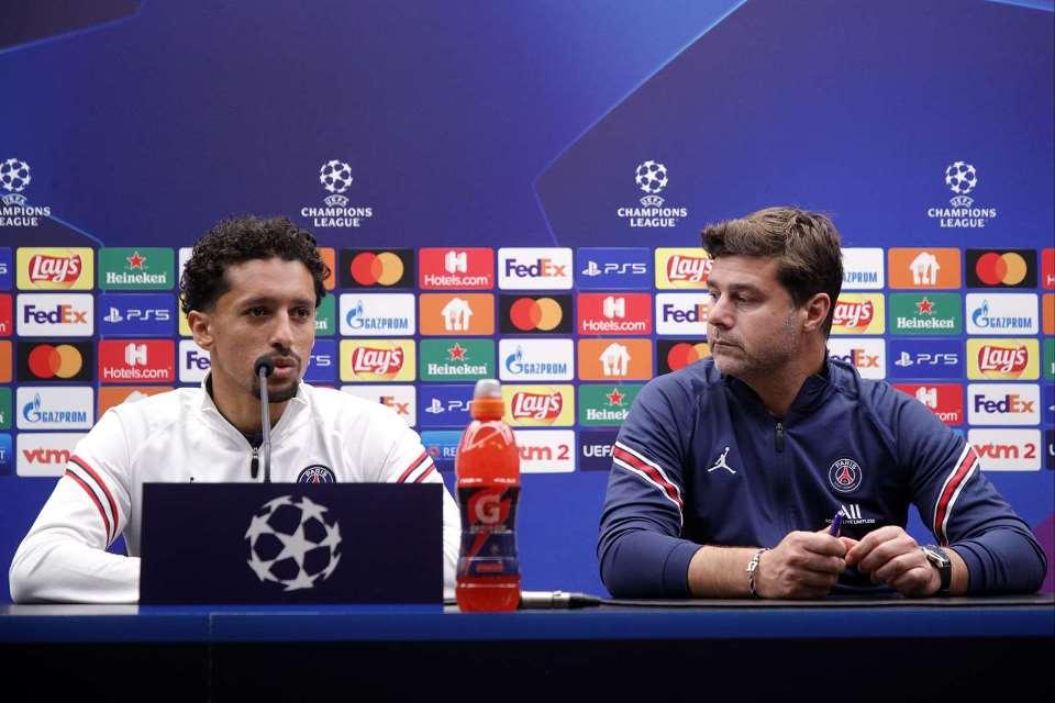 Targetkan Menang Atas Club Brugge, PSG Tak Peduli Skornya Berapa