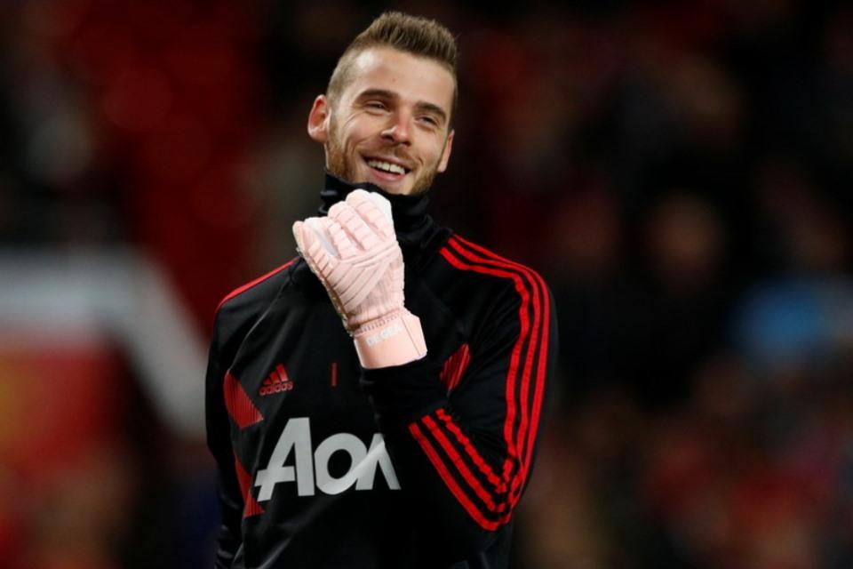 Terus Dimainkan Sebagai Starter, De Gea Kini Bahagia di Man United