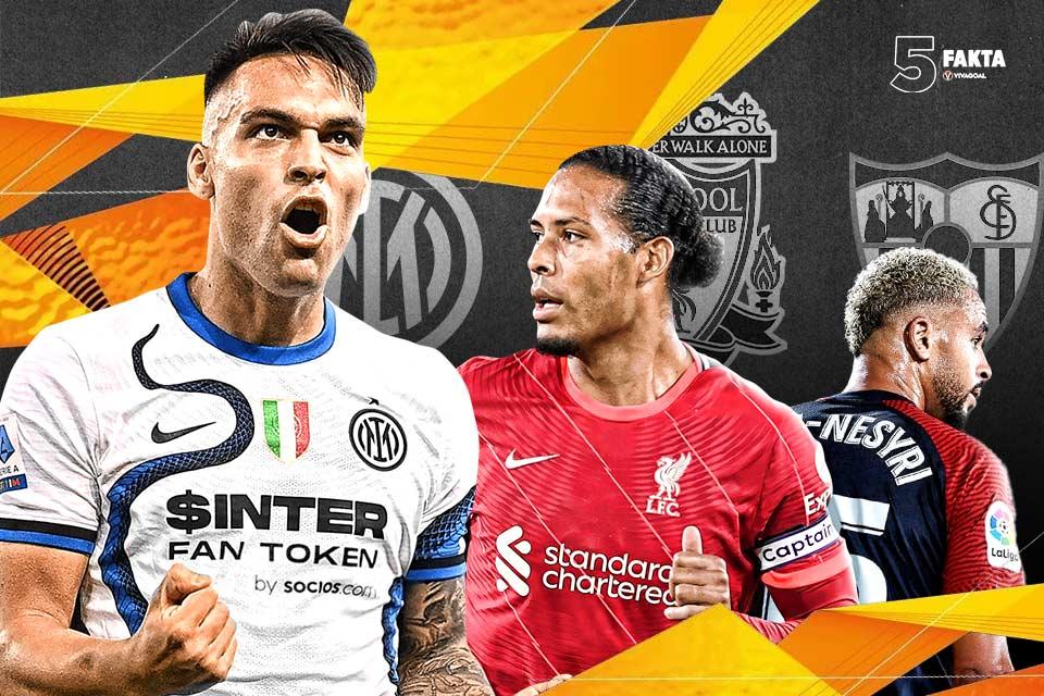 5 Fakta Tim Tersukses di Ajang Europa League