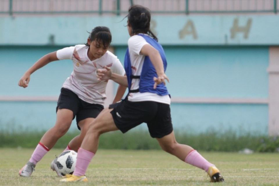 Jelang Kualifikasi Piala Asia, Garuda Pertiwi Gembleng Persiapan