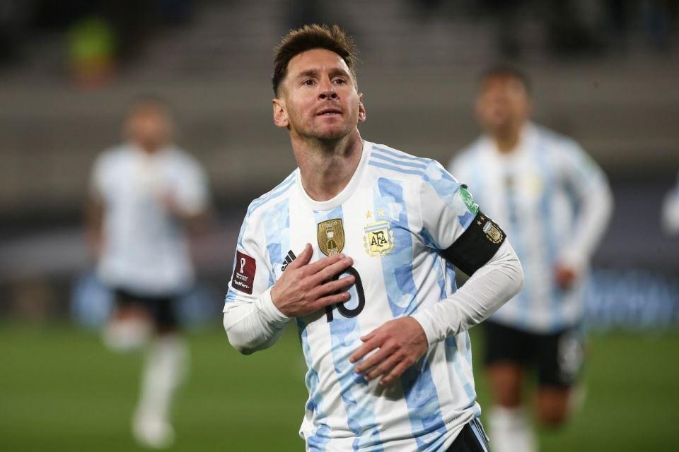 Top! Messi Lewati Pele Sebagai Pemain Tertajam di Amerika Selatan