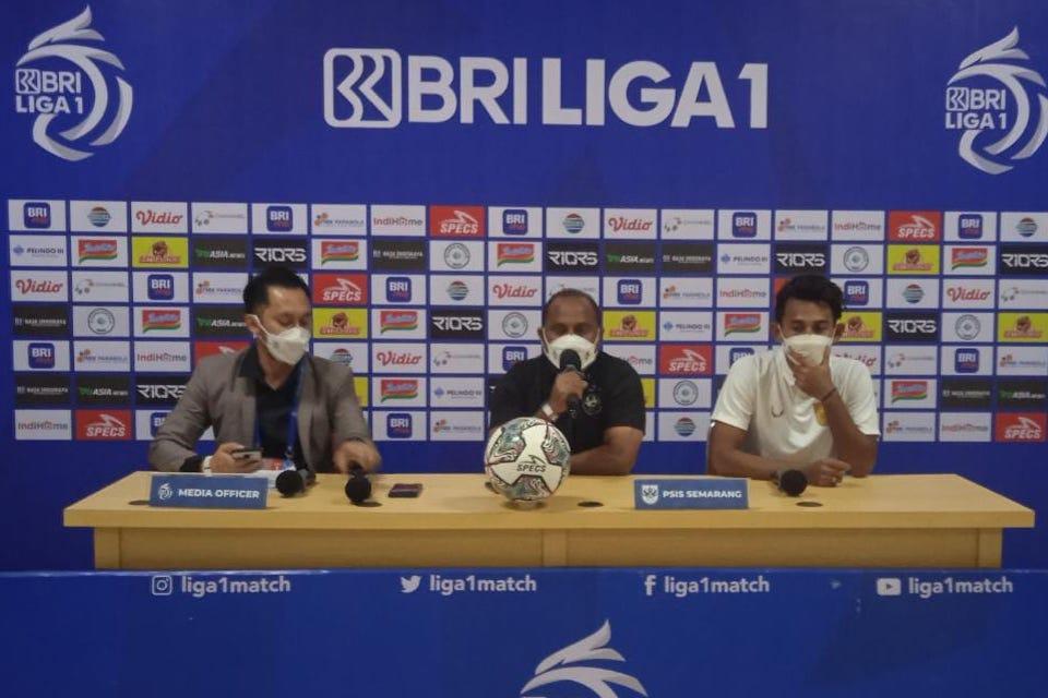 PSIS Tak Terbendung, Imran: Kemenangan Ini Untuk Fans Setia PSIS