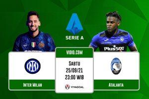 Inter Milan vs Atalanta: Prediksi dan Link Live Streaming