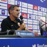 Pelatih Persija Tak Sesalki Hasil Imbang Kontra Persipura