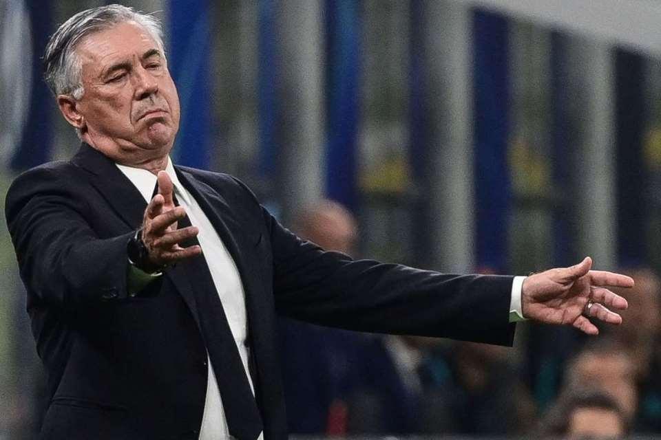 Banyak Pemain yang Cedera, Ancelotti Tetap Tenang
